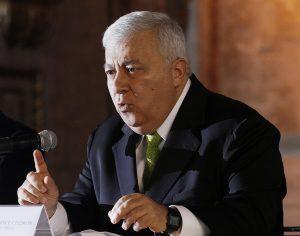 Emilio Chuayffet Chemor, secretario de Educación Pública de México. Foto: Notimex