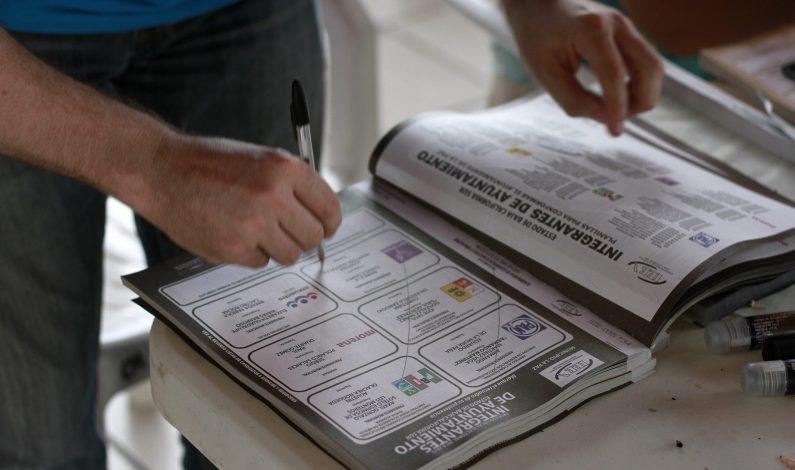 Felicita Peña a ganadores de gubernaturas