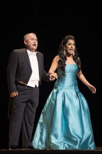 Destacó la participación de la soprano mexicana Karen Gardeazabal. Foto: Auditorio Nacional. Fernando Aceves