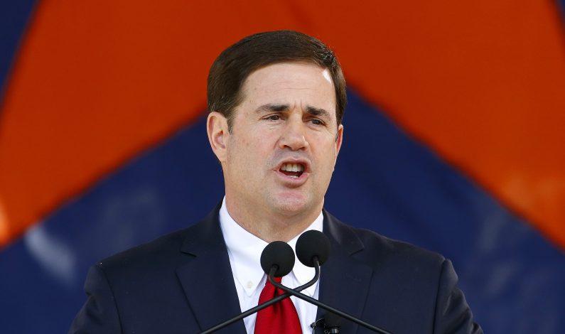 Gobernador de Arizona visitará México