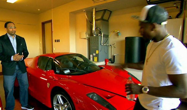 Mayweather puso a la venta su Ferrari Enzo