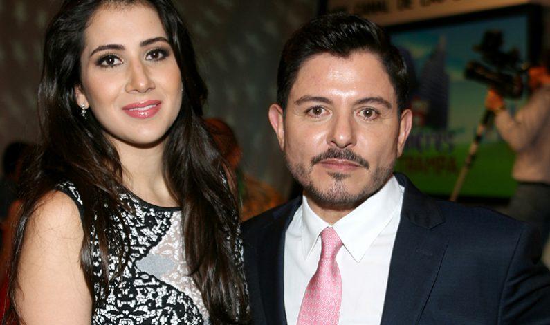"""Ernesto Laguardia: """"me encanta ser padre"""""""