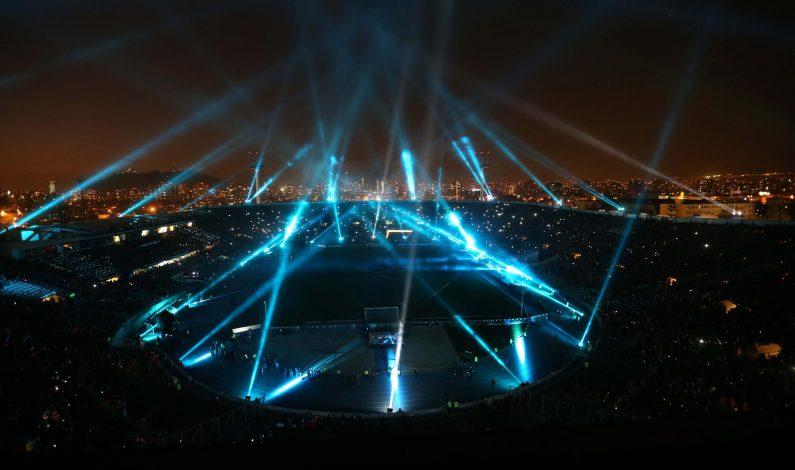 Copa América arranca con ceremonia espectacular