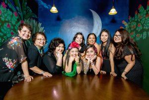 Las integrantes del colectivo The Phoenix Fridas captaron  en sus obras la esencia de la artista mexicana. Foto: Cortesía