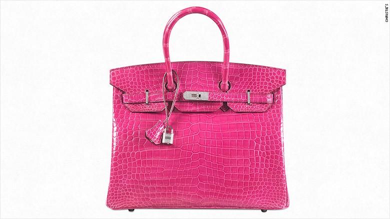 Lujoso bolso se vende por $222,000