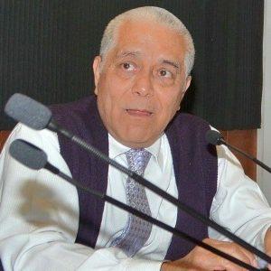 Miguel Rocha, periodista mexicano, ex director del diario Uno Más Uno. Foto: Cortesía