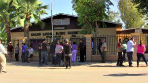 El asilo daba albergue a gente mayor que se encontraba sin hogar, de acuerdo a varios reportes de la prensa local. Foto: Cortesía Cactus News