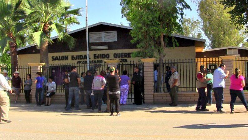 Incendio en asilo de Mexicali deja 16 muertos