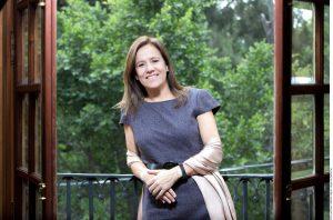 Margarita Zavala Gómez del Campo, esposa del ex presidente panista Felipe Calderón Hinojosa, anunció sus intenciones de contender por la Presidencia de la República en el 2018. Foto: Notimex