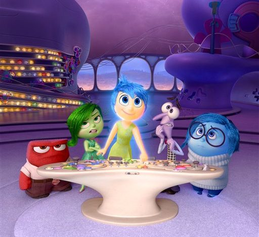 "Neurociencia inspira ""Inside Out"" de Pixar"