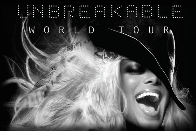 "Janet Jackson llegará a Phoenix con su gira ""Unbreakable"""