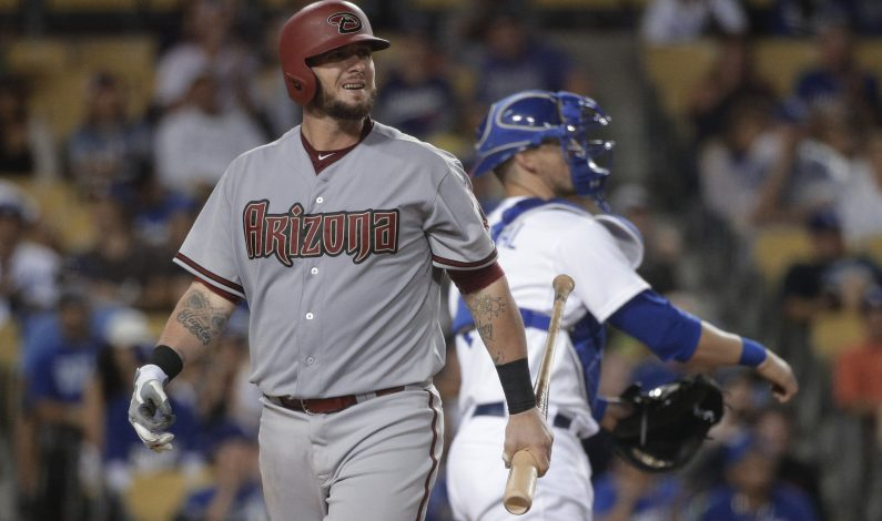 Sigue la mala racha para los D-backs