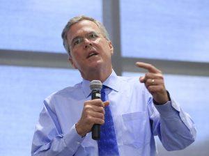 Jeb Bush gobernó Florida de 1999 al 2007. Foto: AP