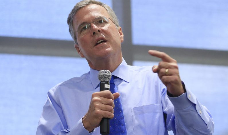 Se lanza Jeb Bush a la Casa Blanca con mensaje bilingüe