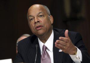 Jeh Johnson, secretario de Seguridad Nacional de Estados Unidos. Foto: AP