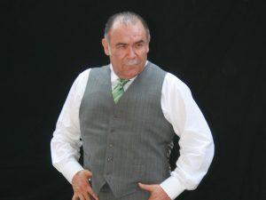 Jesús Ochoa combinará a Homero en Los Locos Adams con su papel en Qué Culpa Tiene el Niño. Foto: Mixed Voces