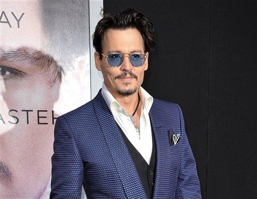 Johnny Depp es el nuevo rostro de Dior
