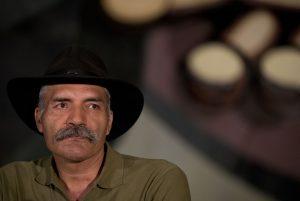 José Manuel Mireles, fundador de las autodefensas en Michoacán. Foto: AP