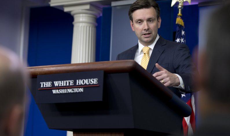 Demócratas se mofan de Trump y la Casa Blanca evita comentarios