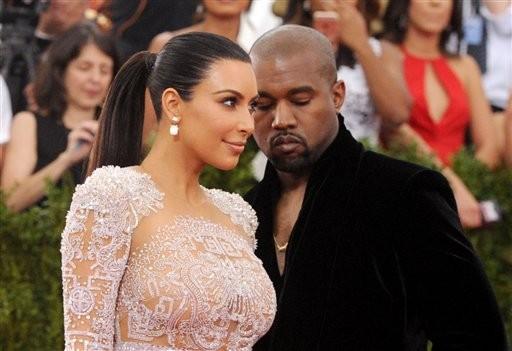 Kim Kardashian y Kanye West esperan un segundo hijo