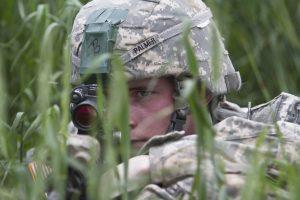 Con esta fuerza adicional el número de tropas estadunidenses estacionadas en Irak ascenderá a tres mil 500. Foto: AP