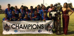 Macnhester Campeon-Elite Division