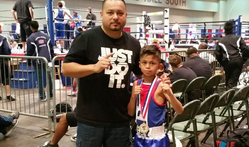 Finiquense Ray Maldonado gana torneo nacional de box