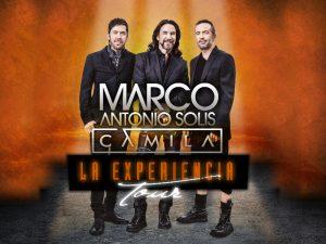 Marco Antonio Solís y Camila estrenan video y gira por Estados Unidos. Foto: Sony Music