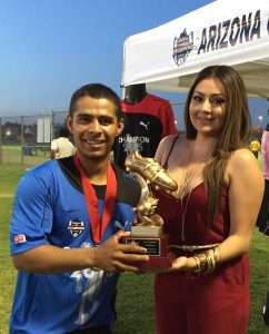 Mauricio Gomez-Best Forward-Elite Division