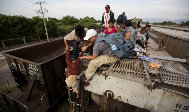 Migrantes mutilados viajan a EU por reforma migratoria