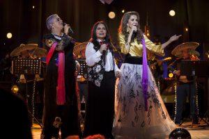 No fue fácil unir sus voces, pero por fin Sony Music lo logró. Foto: Cortesía de Sony Music