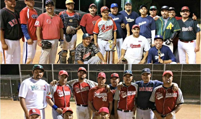 CYBL: Padres se coronan campeones en la Liga de Veteranos
