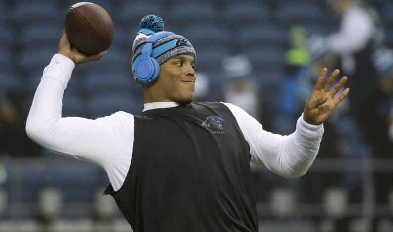 Panthers acordaron con Cam Newton por $103 mdd