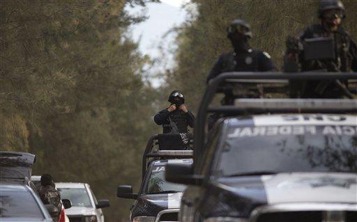 México detiene por segunda vez a hijo de líder narco