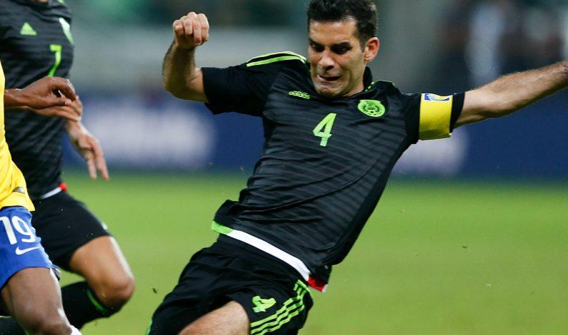 Copa América: El 'Tri' entrenó sin su Capitán