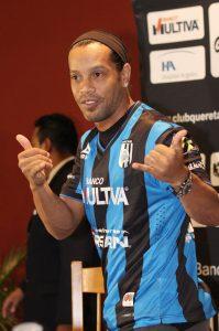 """Ronaldo de Assis Moreira """"Ronaldinho"""". Foto: Notimex"""
