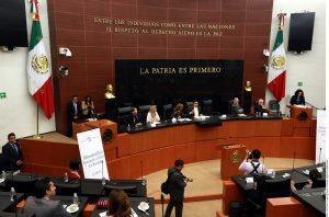 El gasto de mantenimiento de las instalaciones del Senado podrían rebasar los 90 millones de pesos en este año. Foto: Agencia Reforma