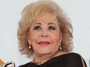 Silvia Pinal tiene listo libro autobiográfico. Foto: Cortesía FICA
