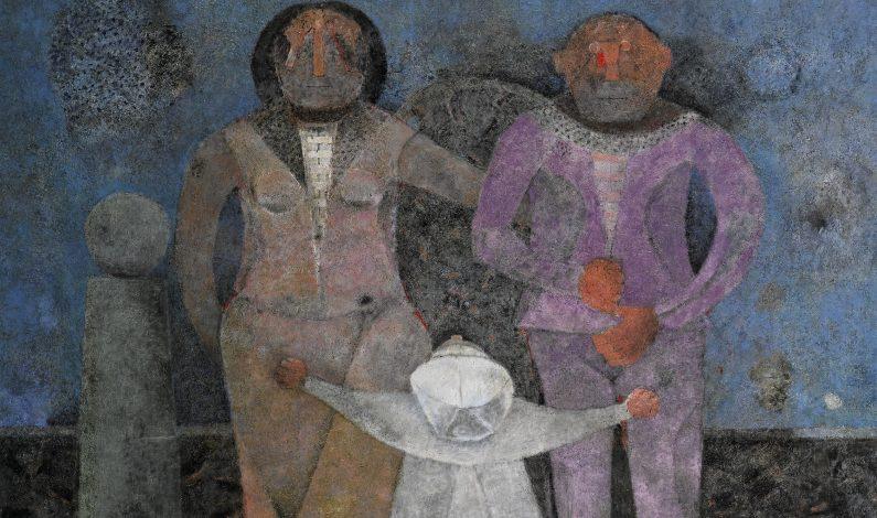 Prolífico fue el pintor mexicano Rufino Tamayo