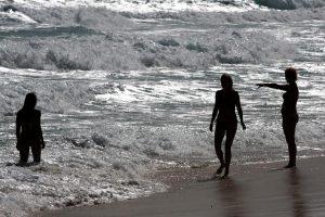 La Conagua y el SMN exhortan a la población a mantenerse informada sobre las condiciones meteorológicas. Foto: Notimex