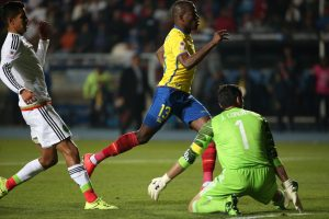 La selección mexicana de futbol culminó su participación en la Copa América 2015 al caer 2-1 con su similar de Ecuador. Foto: Notimex