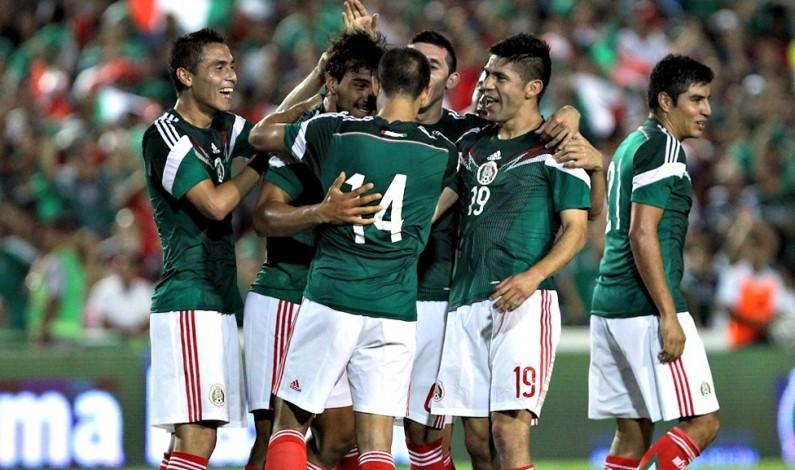 """El """"Tri"""" en Houston para partido ante Honduras"""