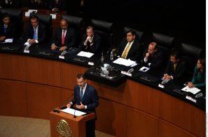 Durante la sesión, el Rey Felipe elogió la colaboración de todas las fuerzas políticas para impulsar cambios legales y constitucionales. Foto: Agencia Reforma