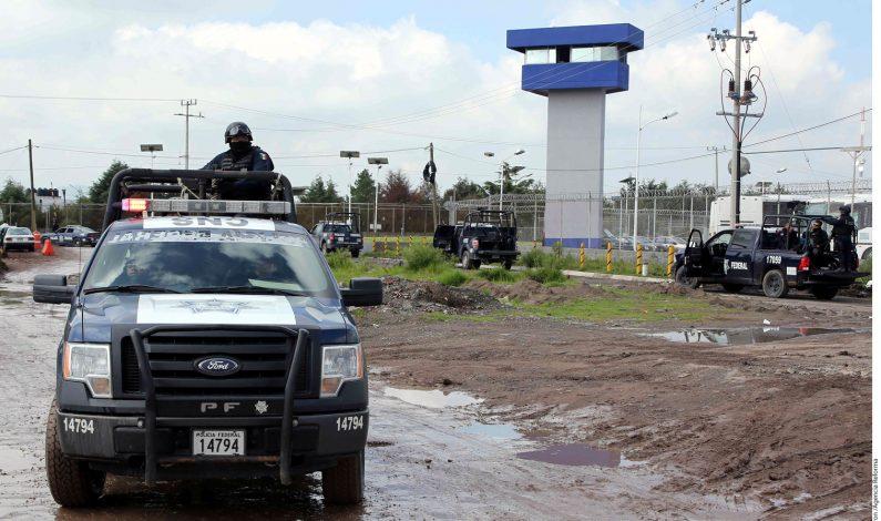 Normalizan las visitas al penal del Altiplano