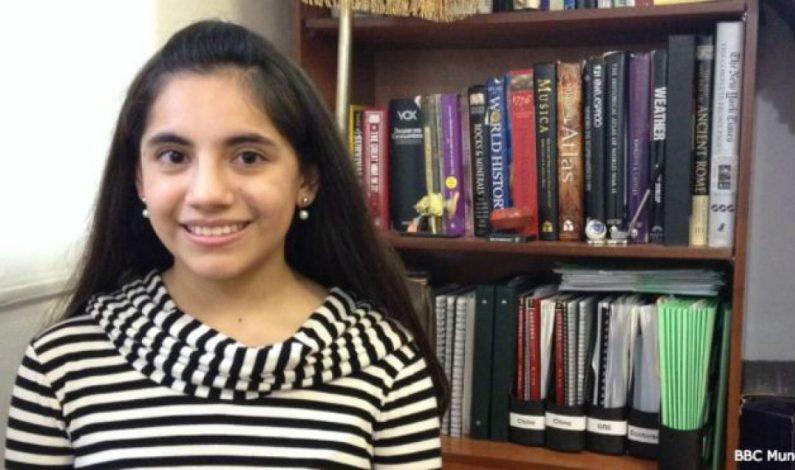 La psicóloga más joven del mundo es mexicana