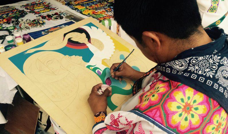 Artesanías huicholes: Atractivo para visitantes de Nayarit