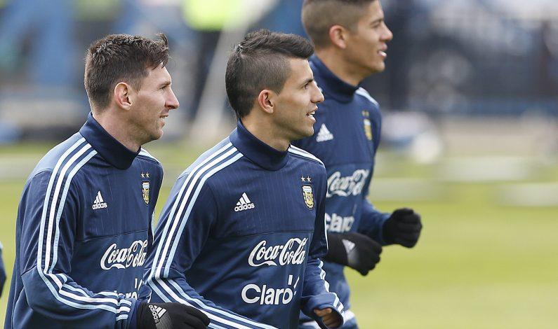 Argentina figura como favorita ante Chile en final de Copa América