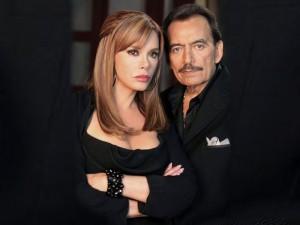 Joan compartió con Lucía Méndez en Amor sin Maquillaje. Foto: Cortesía de Televisa