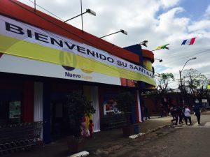 Paraguay ya está listo para darle la bienvenida al Pontífice. Foto: Notimex