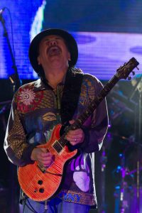 Ayudó a fundar en 1966 el Santana Blues Band. Foto: Notimex